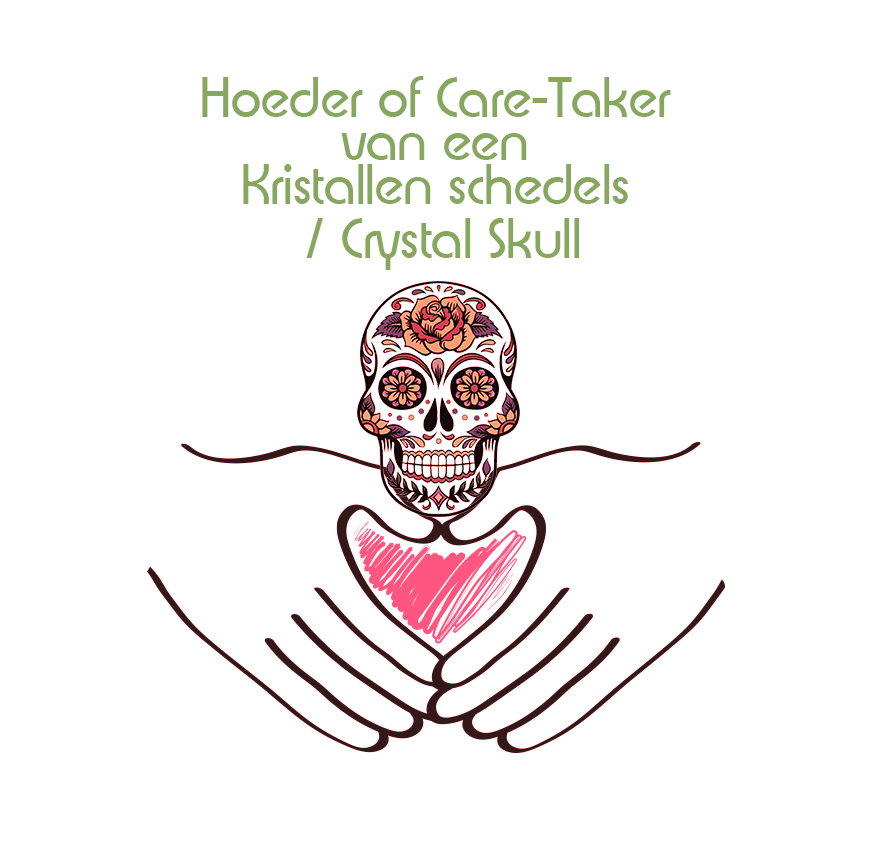 Wat betekent het om een Hoeder of Care-taker te zijn van een kristallen schedel | Webshop Danielle Forrer | Verkoop van Crystal skulls |  Workshop Crystal skulls |  Verkoop kristallen schedels | Workshops Kristallen schedels