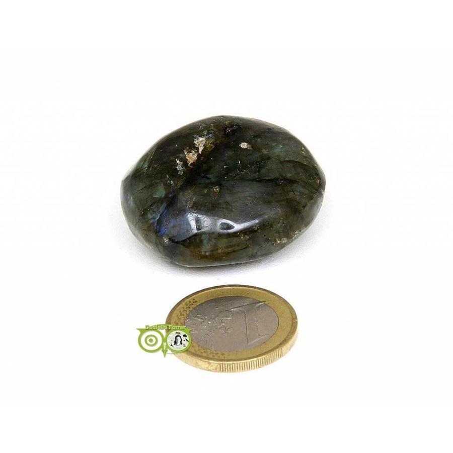 Labradoriet Knuffelsteen 34 gram-2