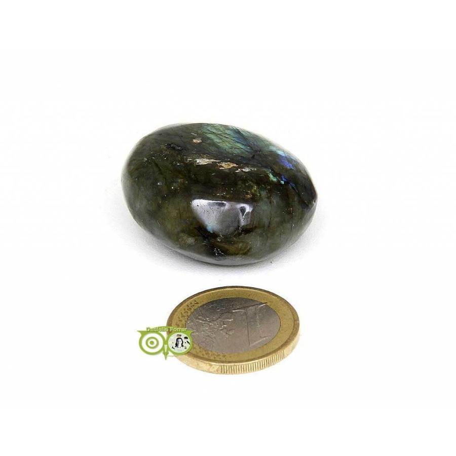 Labradoriet Knuffelsteen 34 gram-1