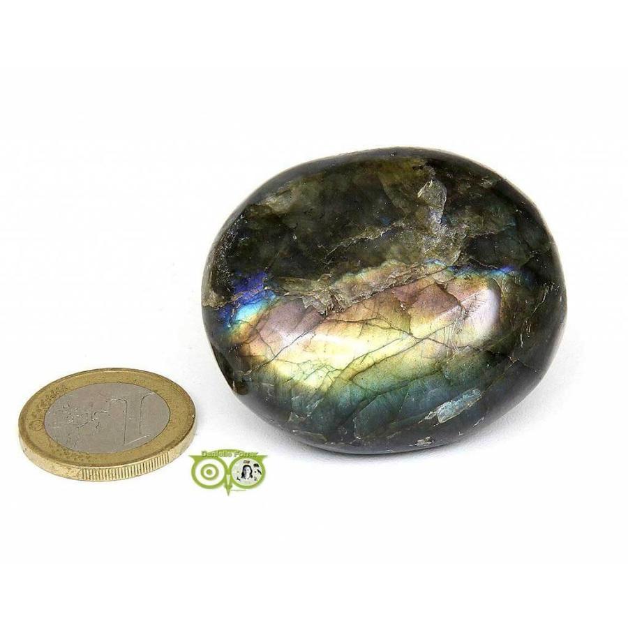 Labradoriet Knuffelsteen 71 gram-3