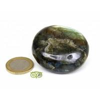 thumb-Labradoriet Knuffelsteen 71 gram-1