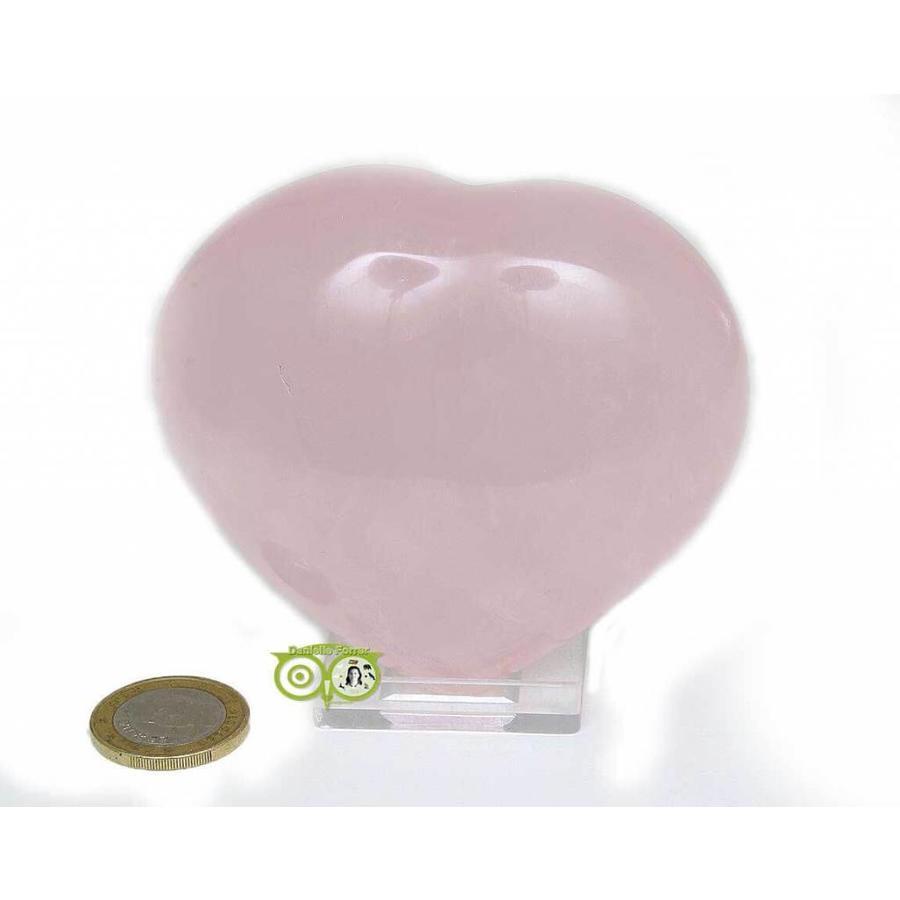 Rozenkwarts Hart  386 gram-2