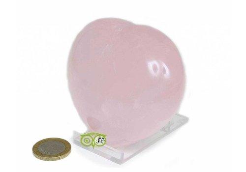 Rozenkwarts Hart  386 gram