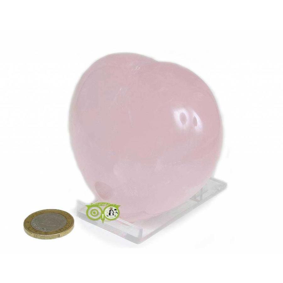 Rozenkwarts Hart  386 gram-1