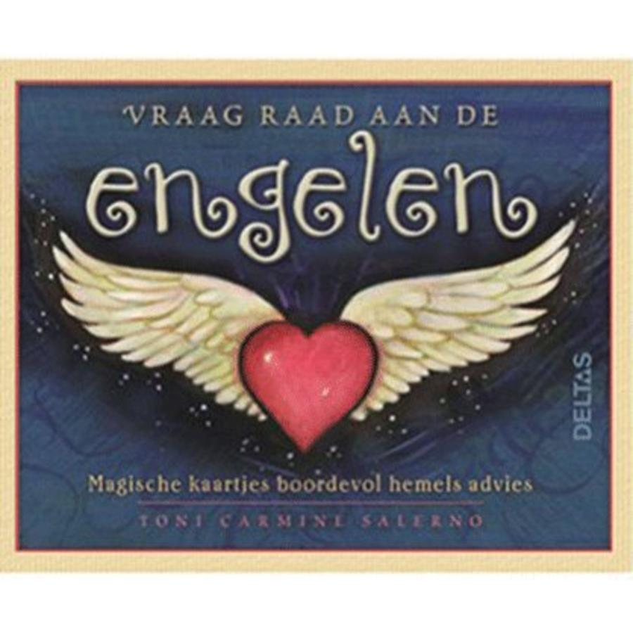 Vraag raad aan de engelen - Magische kaartjes boordevol hemels advies-1