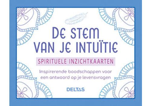 De stem van je intuïtie - Spirituele inzichtkaarten