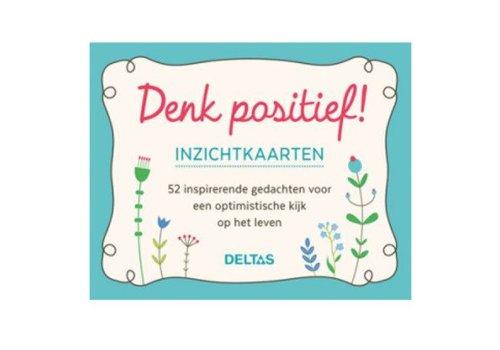 Denk positief! Inzichtkaarten