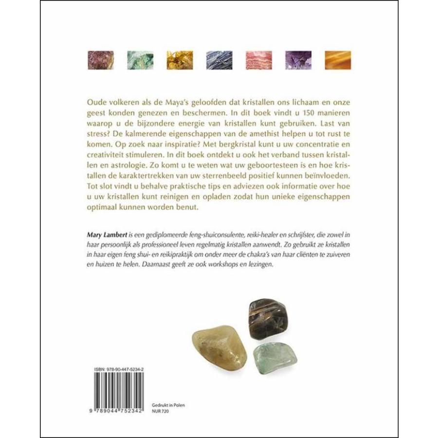 De positieve energie van kristallen - Mary Lambert-2
