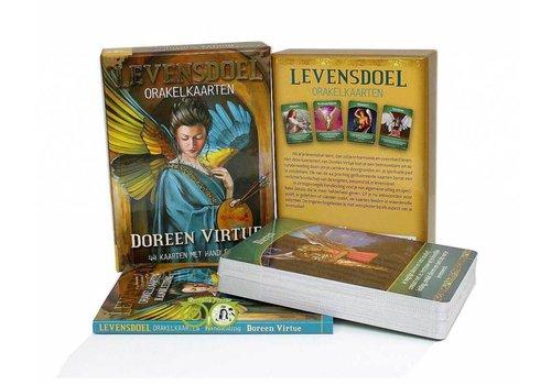 Levensdoel orakelkaarten - Doreen Virtue
