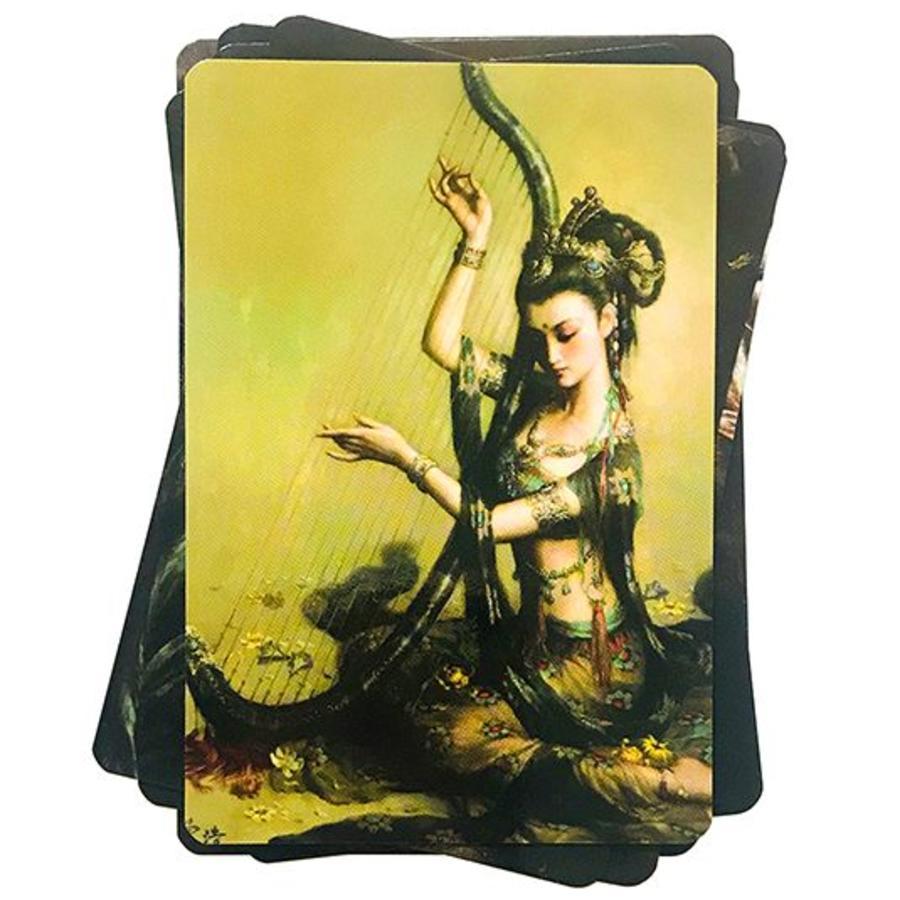 Kwan Yin Orakel (pocket) - Alana Fairchild-9