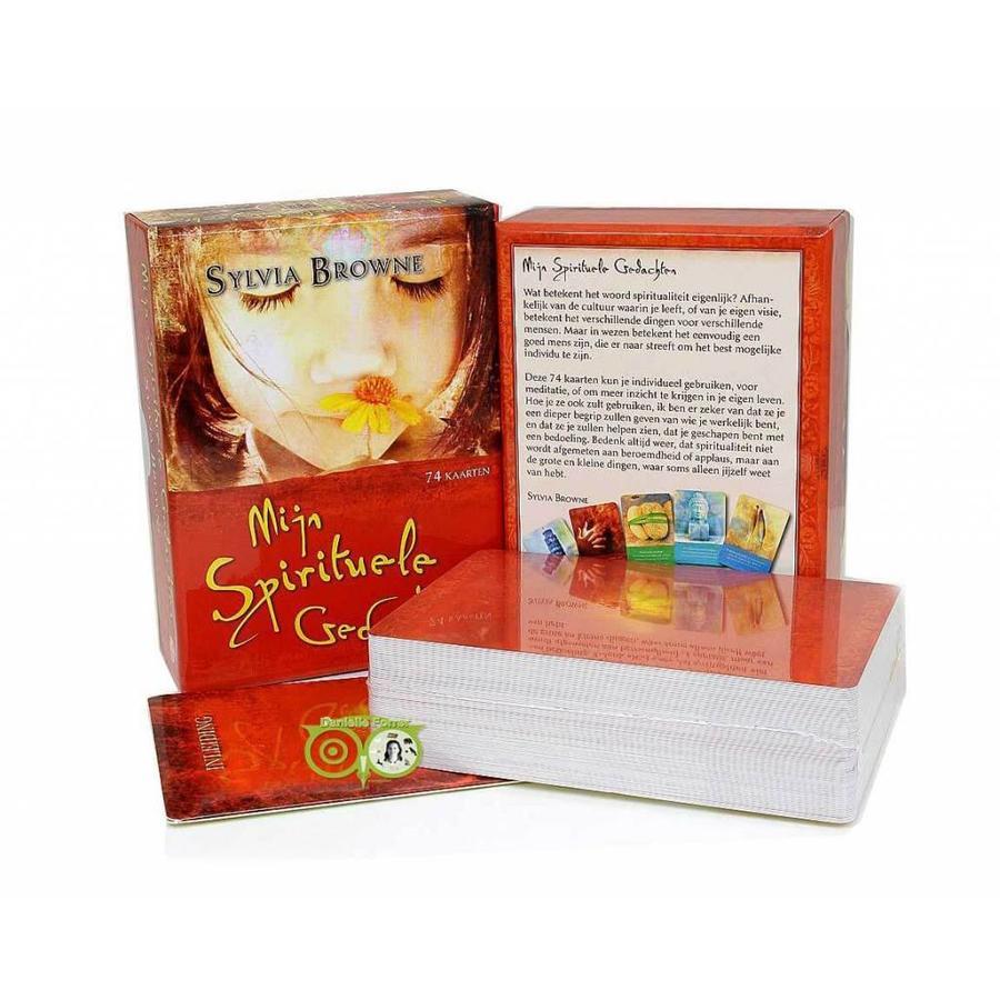 Mijn Spirituele Gedachten - Sylvia Browne-1