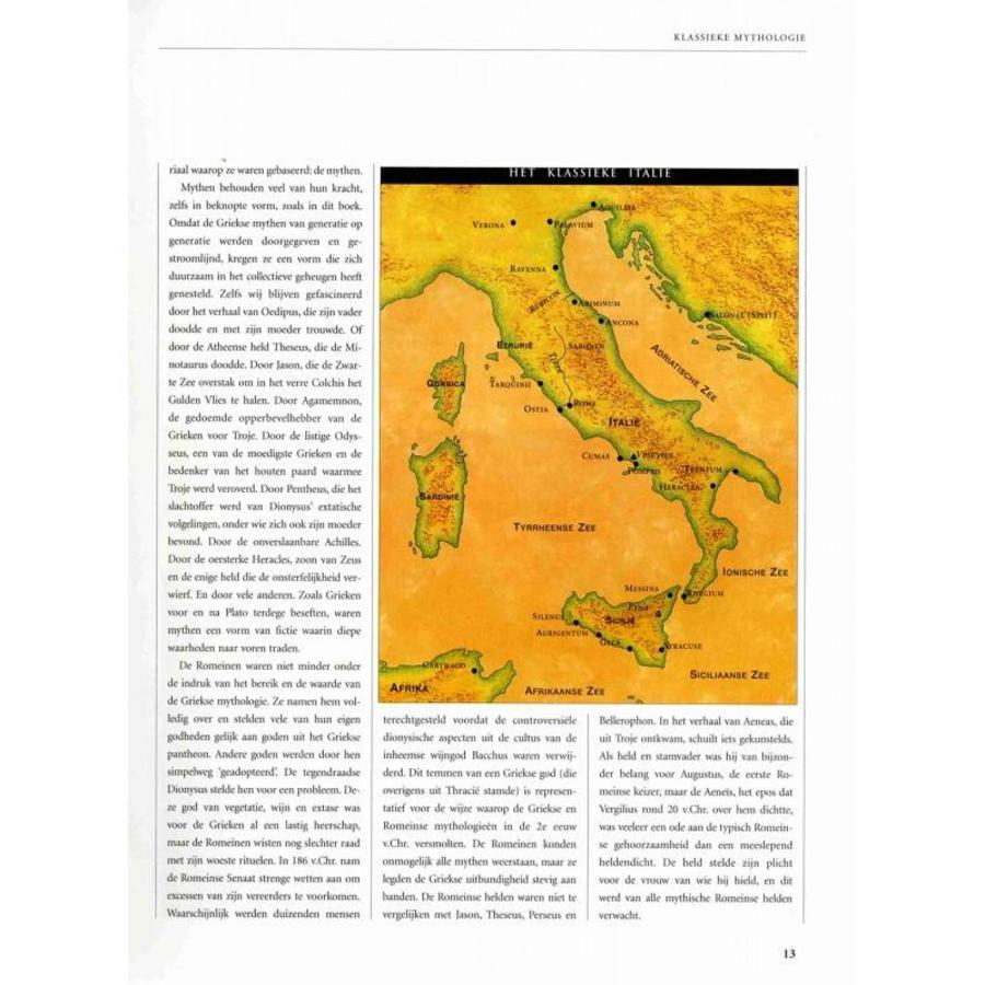 De grote mythologie encyclopedie - Arthur Cotterell-6