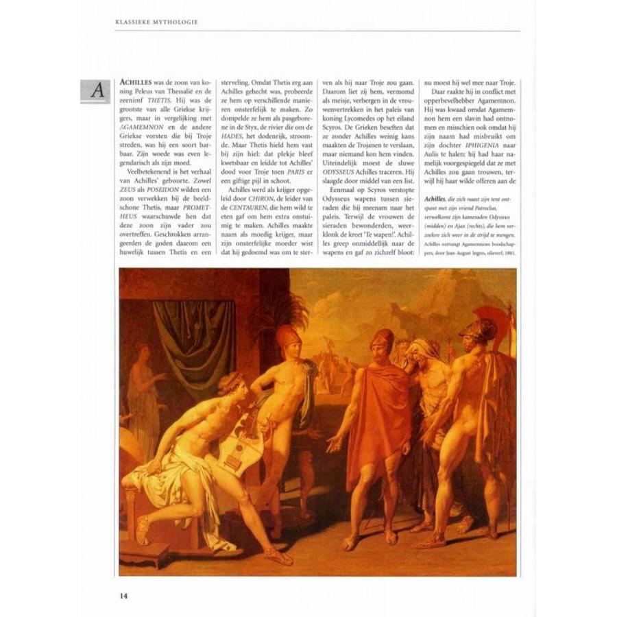De grote mythologie encyclopedie - Arthur Cotterell-7