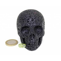 thumb-Lavasteen schedel 253 gram-3