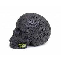 thumb-Lavasteen schedel 253 gram-5