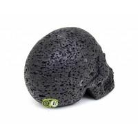 thumb-Lavasteen schedel 253 gram-8