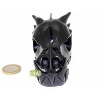 thumb-Obsidiaan draken schedel 297 gram-3