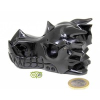 thumb-Obsidiaan draken schedel 297 gram-7