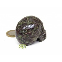 thumb-Drakenbloed Jaspis schedel 91 gram-7
