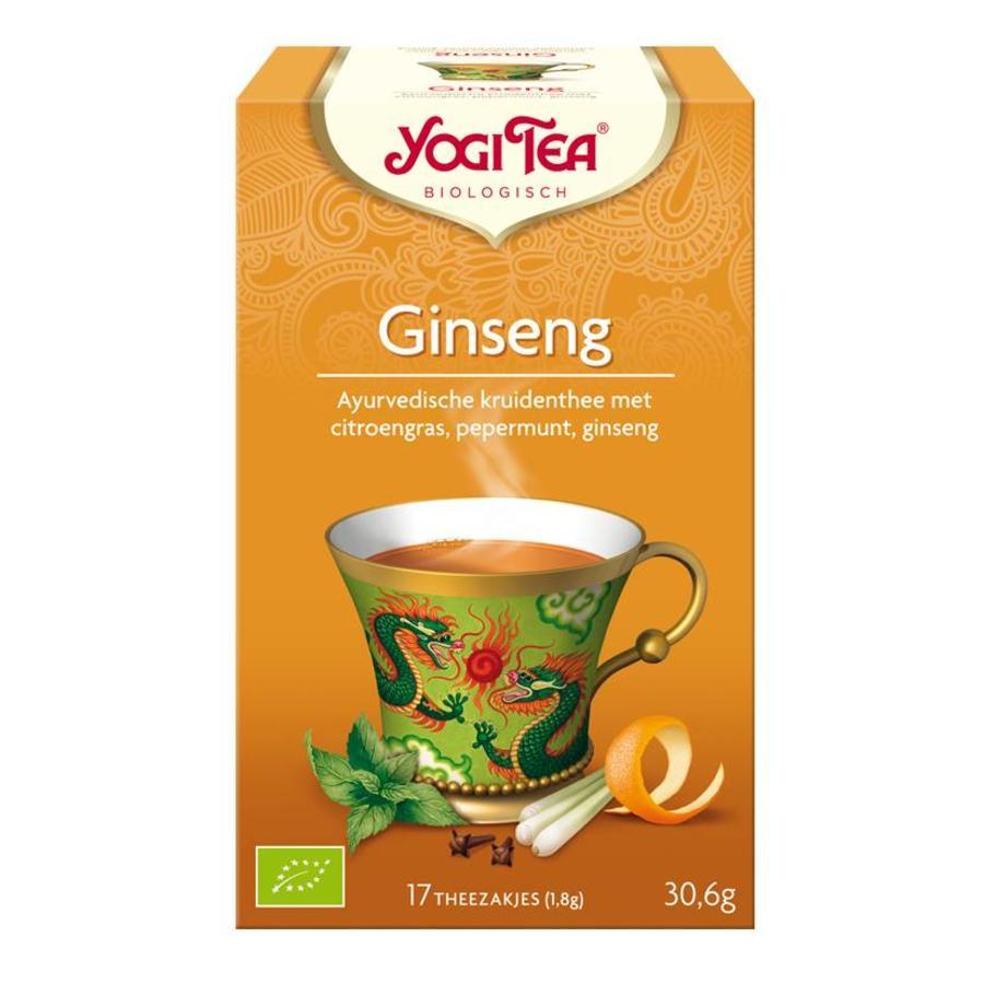 Yogi Tea - Ginseng-1