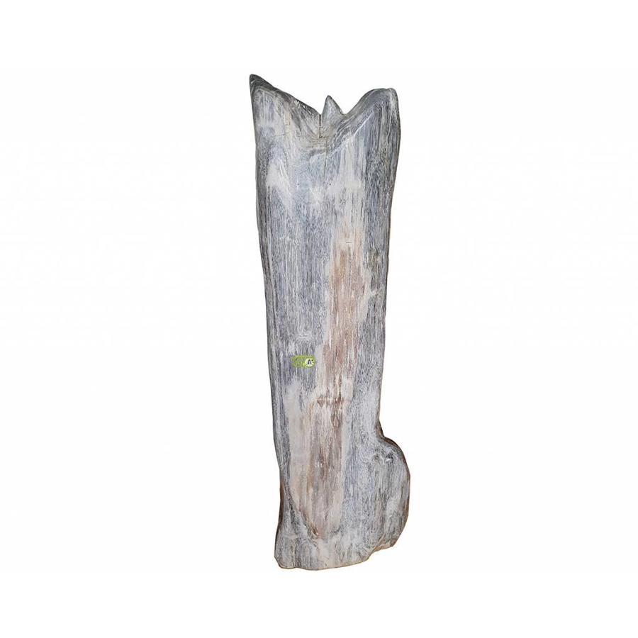 Versteend hout - volledig gepolijst - Java  30,4 kg-9