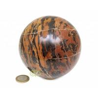 thumb-Mahonie Obsidiaan Bol 1,4 kg-2