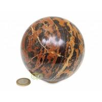 thumb-Mahonie Obsidiaan Bol 1,4 kg-3