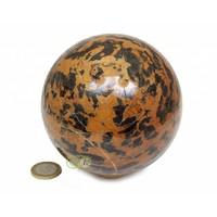 thumb-Mahonie Obsidiaan Bol 1,4 kg-1