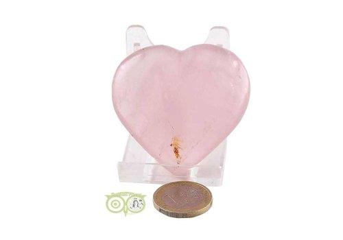Rozenkwarts Hart  Nr 6 - 68 gram