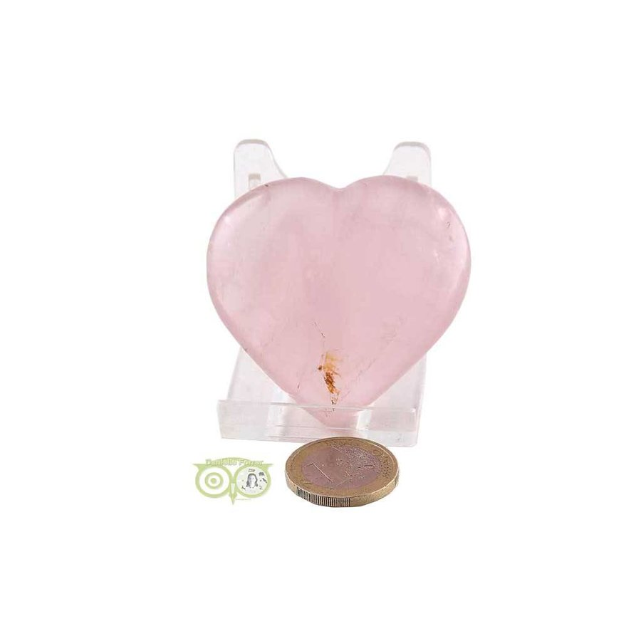 Rozenkwarts Hart  Nr 6 - 68 gram-1