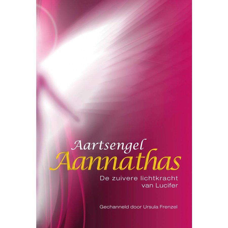 Aartsengel Aannathas - De zuivere lichtkracht van Lucifer - Ursula Frenzel-1
