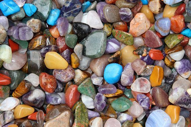 Trommelstenen - Getrommelde edelstenen | Edelstenen webewinkel - Webshop Danielle Forrer