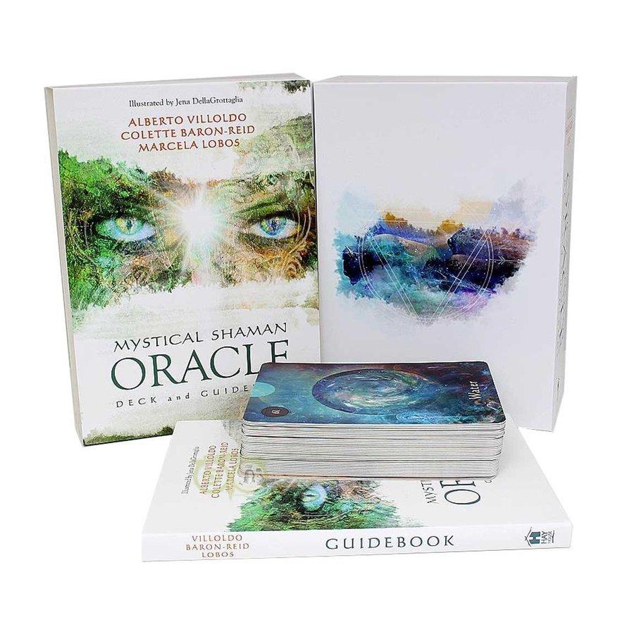 Mystical Shaman Oracle Cards - Alberto Villoldo-1