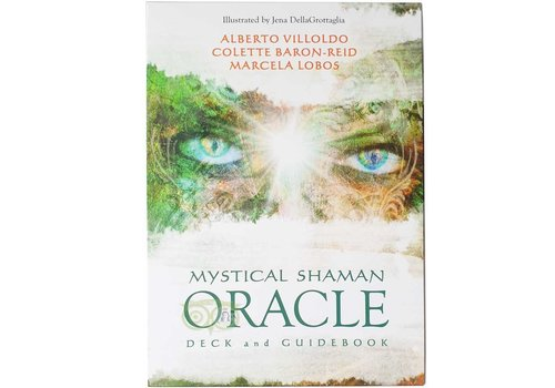 Mystical Shaman Oracle Cards - Alberto Villoldo