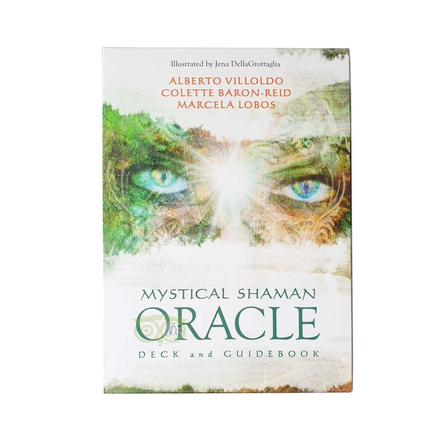 Mystical Shaman Oracle Cards - Alberto Villoldo-2