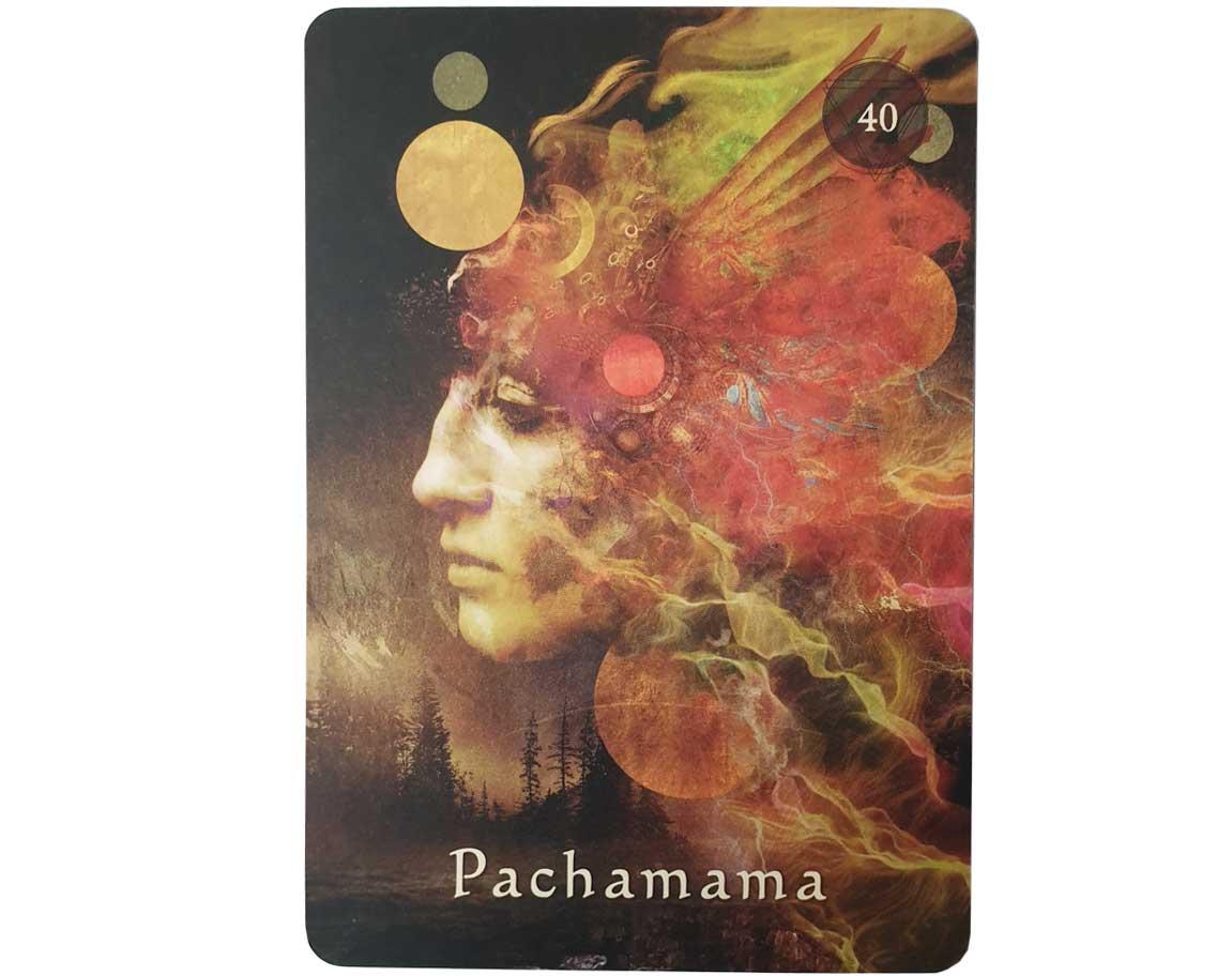 Pachamama | Mystical Shaman Oracle Cards Alberto Villoldo