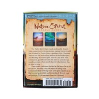 thumb-Native Spirit Oracle Cards  - Denise Linn-3