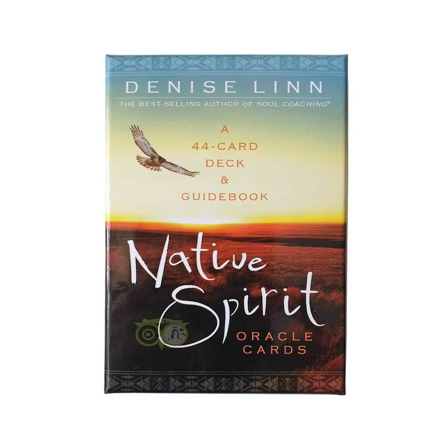Native Spirit Oracle Cards  - Denise Linn-2