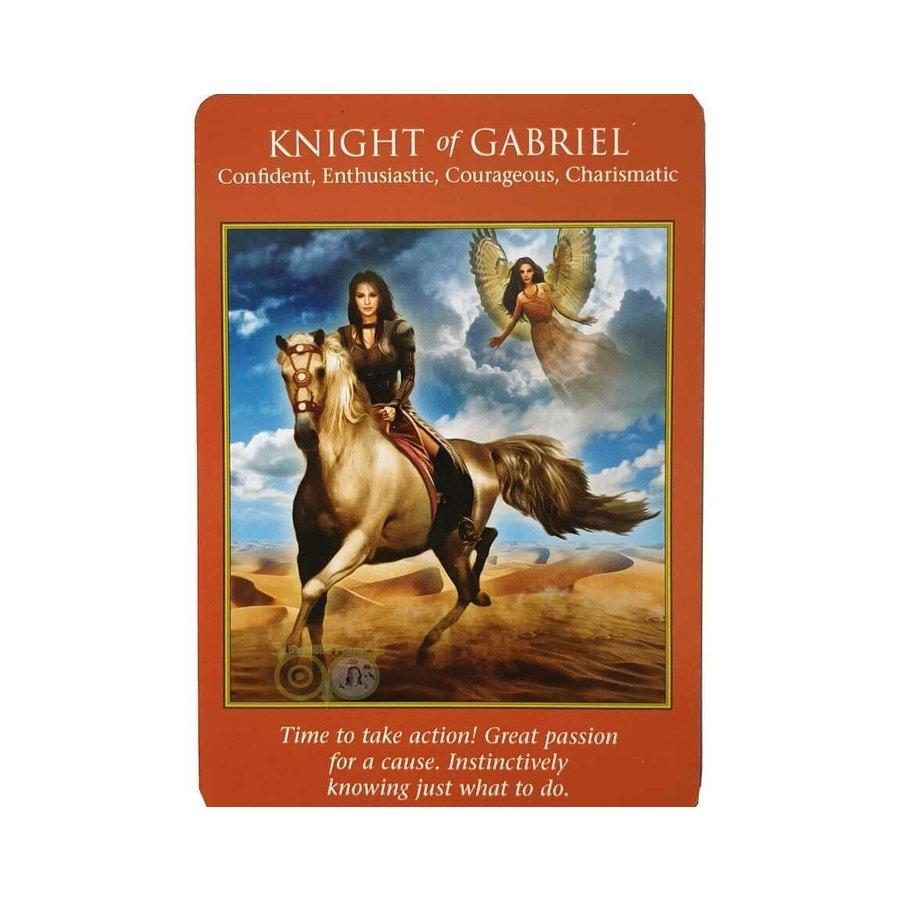 Archangel Power Tarot - Radleigh Valentine-4