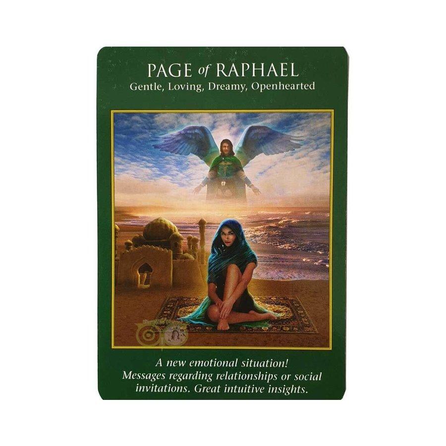 Archangel Power Tarot - Radleigh Valentine-5
