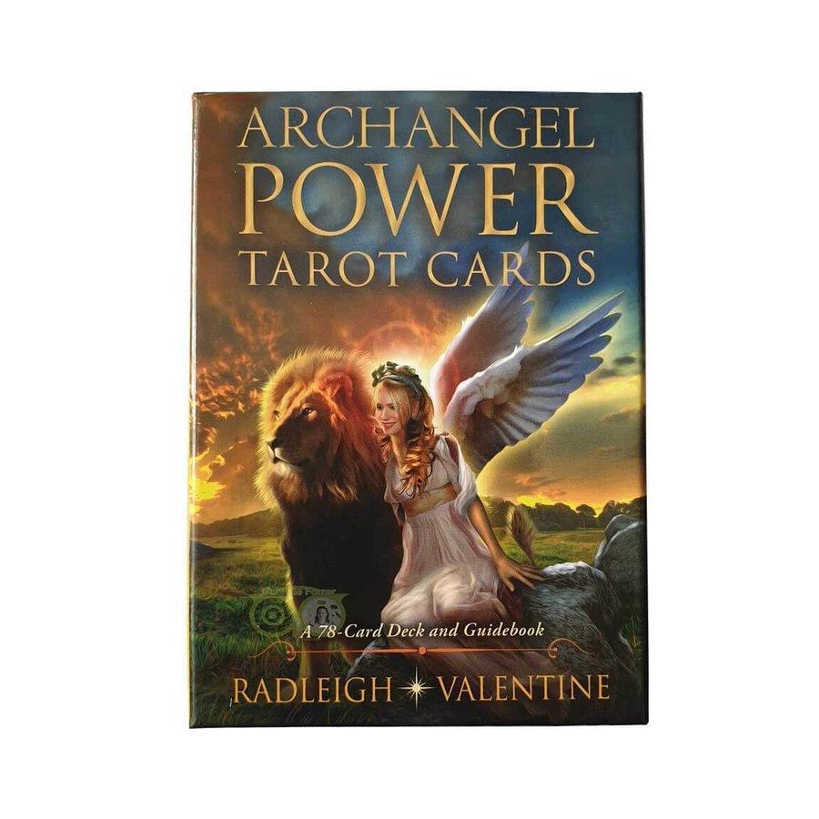 Archangel Power Tarot - Radleigh Valentine-1