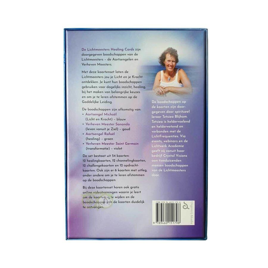 De Lichtmeesters Healing Cards - Tetsiea Blijham-2