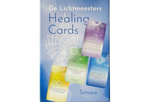 De Lichtmeesters Healing Cards - Tetsiea Blijham