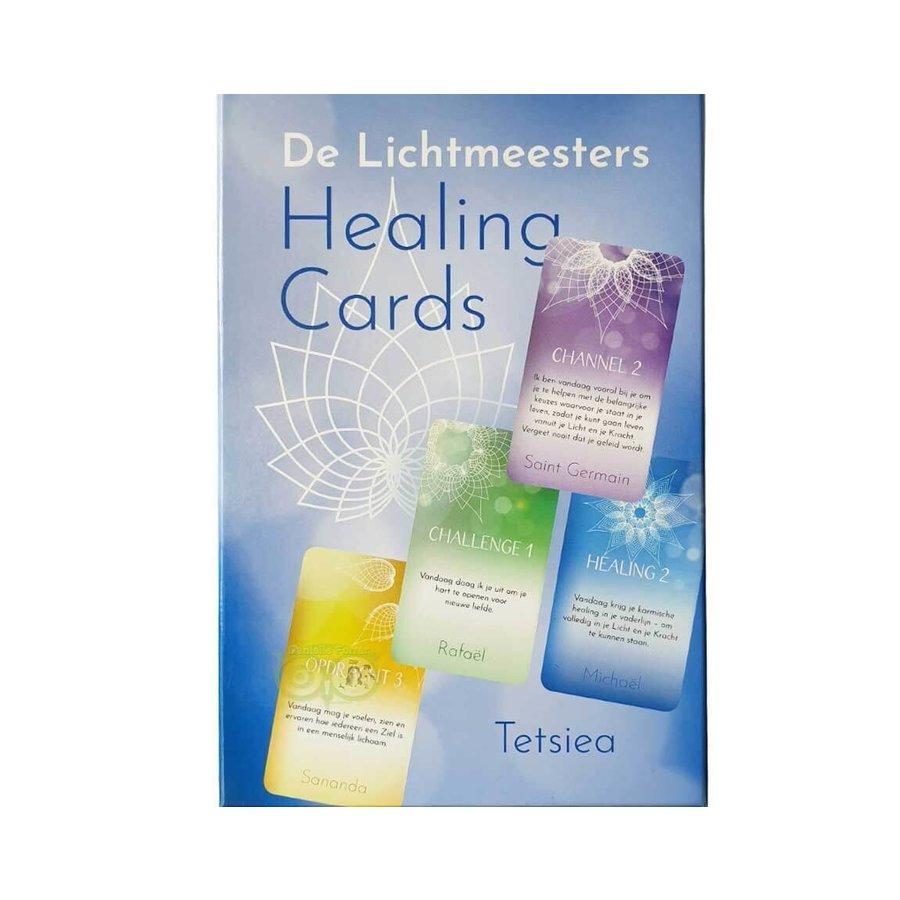 De Lichtmeesters Healing Cards - Tetsiea Blijham-1