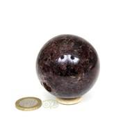 thumb-Granaat Almandien bol-  55,8 mm - 326 gram-1