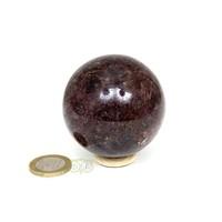 thumb-Granaat Almandien bol-  55,8 mm - 326 gram-3