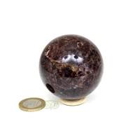 thumb-Granaat Almandien bol-  55,8 mm - 326 gram-4
