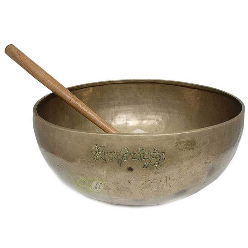 Tibetaanse klankschaal 2,3 kilogram