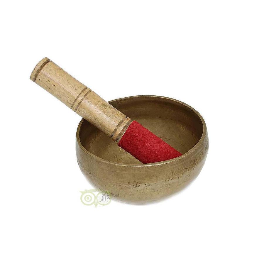 Tibetaanse klankschaal Nr 68 - 452 gram-2