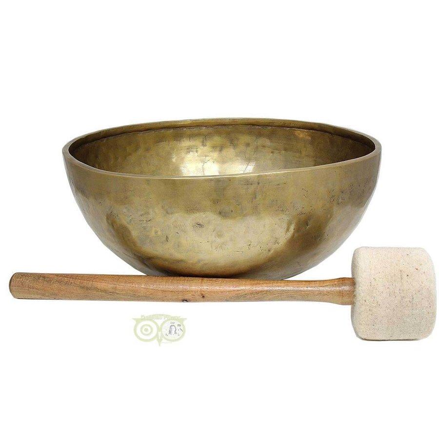 Klankschaal Nr 107 -2115 gram-1